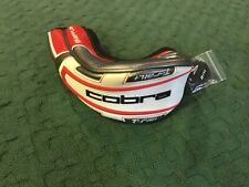 Cobra Baffler T-Rail Hybrid Headcover Brand New Red