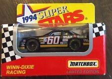 MATCHBOX LIMITED EDITION WINN-DIXIE RACING LIMITED EDITION 1994 SUPER STAR --