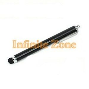 Black Metal Stylus Touch Pen for Samsung Galaxy Tab 2/3/4 S E S2 Pro Note Pro