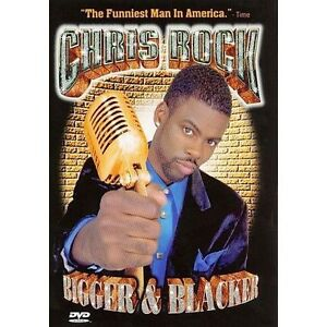 Bigger And Blacker (DVD, 2000)