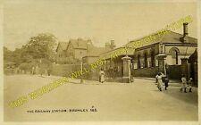 Bromley South Railway Station Photo. Bickley - Shortlands. Orpington Line. (3)