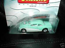 100% Hotwheels Rod & Custom light green/ white SHOE BOX