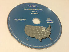 2005 2006 FORD ESCAPE HYBRID EXPEDITION NAVIGATION CD MIDWEST WI IL IN MI OH