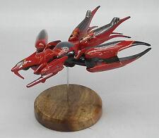 Ragnarok Final Fantasy VIII Spaceship Desk Wood Model Small New