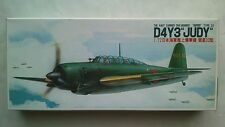 "1/72 FUJIMI D4Y3 ""JUDY"" NAVY CARRIER DIVE-BOMBER AIRPLANE AIRCRAFT PLANE"