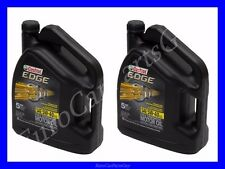 10 Quarts Castrol Edge Synthetic Engine Oil 5W-40 Audi BMW Mercedes Porsche VW