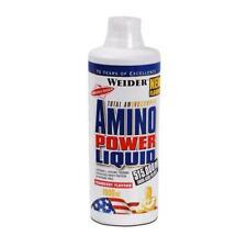 Weider Amino Liquide 1000ml Bouteille Acides Aminés Bcaa Glutamine Liquide