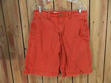 American Eagle AE Shorts Red Men's Size 32