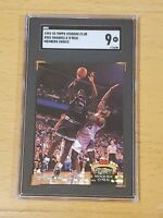 1992 Stadium Club MEMBERS Shaquille O'Neal SGC 9 Newly Graded RC Rookie PSA BGS