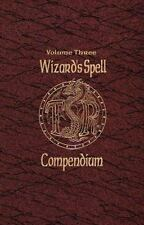 Wizard's Spell Compendium, Volume 3 (Advanced Dungeons & Dragons) by Pickens, J