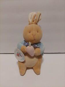My First Peter Rabbit Stuffed Plush Bunny Eden Beatrix Potter