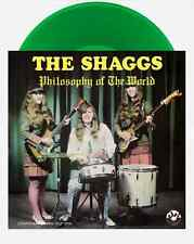 The Shaggs ~ Philsophy of The World (New, Sealed, Limited Ed 300 GREEN VINYL)