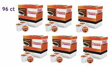 (96 Count) Dunkin Donuts K-Cups Original Blend fresh!  keurig Coffee 144 72 108