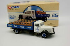 Corgi 1/50 - White Soda Truck White Truck