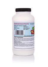 500 g Barium sulfat HDPE flasche