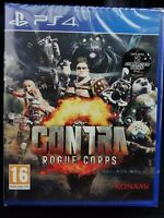 Playstation 4 PS4 Contra Rogue Corps PS4 Brand New and Sealed