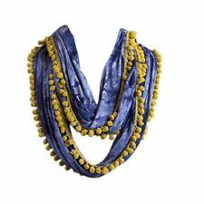 Natural Life Infinity Tie Dye Scarf Headband, Navy