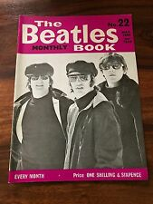 RARE 1965 THE BEATLES MONTHLY BOOK #22