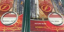 Super Rare Prop Card Lot 2017 Cryptozoic The Flash Season 2 Wednesday Oct 6 2015
