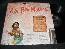 VIVA BOB MOORE Hickory In Shrinkwrap STEREO LP Elvis Associate BASS Specialist