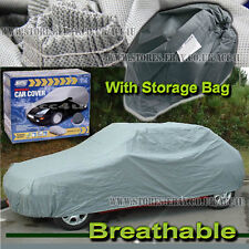 Maypole MP9861 Breathable Water Resistant Fabric Car Full Cover Medium Upto 14ft