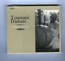 CD (NEW) TOUMANI DIABATE THE MANDE VARIATIONS (MALI)