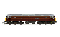 Hornby R3757 OO Gauge EWS Class 47/7 No 47798 Prince William