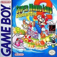 Super Mario Land 2: 6 Golden Coins - Nintendo Game Boy GB