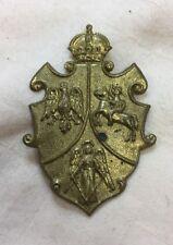 Original Royal Canadian Army Badge''Canadian