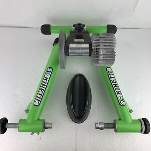 Kurt Kinetic T-699C Road Machine Fluid Indoor Cycling Bike Bicycle Trainer Green