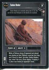 Star Wars CCG Coruscant Common Tusken Raider