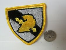 Post WWII US Army Military Academy West Point Cadre FE, ME SSI Patch