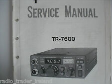 Kenwood tr-7600 (Manual de servicio solamente)............ radio_trader_ireland.