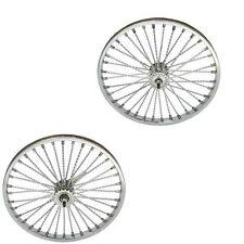 "20"" TWISTED Wheel Set Lowrider Rear Coaster Bicycle Cruiser Chopper Bike"