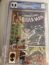Amazing Spider-Man  #272  CCG  9.8 NM+  White pgs 1/86  Origin & 1st App. Slyde