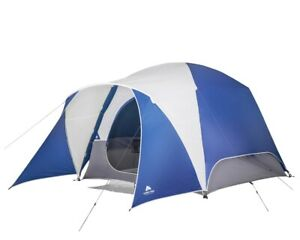 Ozark Trail 5-Person Dome Tent Outdoor Camping Sporting Goods Mountaineering Use