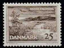 Denemarken postfris 1964 MNH 425 - Landschap in Nordjutland