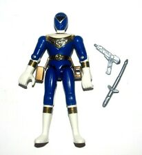 Jet Cycle Blue Ranger : Power Rangers Zeo Bandai Action Figure ONLY