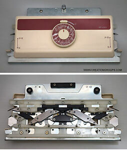 New KR230 Carriage Complete Set for Brother KR230 9mm Ribber Knitting Machine