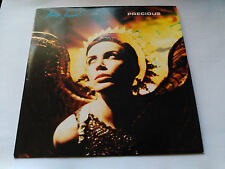 SINGLE PROMO ANNIE LENNOX - PRECIOUS - RCA SPAIN 1992 VG+