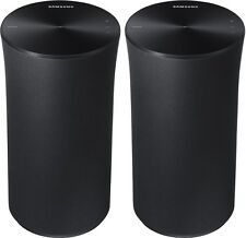 Samsung Radiant360 R1 Wireless Wi-Fi Bluetooth 4.0 Speaker (TWO PACK) - WAM1500