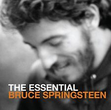 BRUCE SPRINGSTEEN - THE ESSENTIAL: 2CD ALBUM SET (2015)