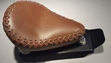 Harley Davidson springer seat w/ mounting plate & hardware