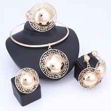 Wedding Accessories African Beads Women Party Bridal Necklace Jewelry Sets