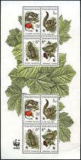 Czech Republic 1996 SG#MS129 Nature Conservation WWF MNH M/S #V6106