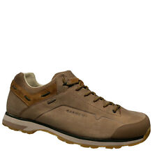Garmont Miguasha Gore-Tex Low Hiking Shoes Leather Heel Lock Vibram Men Sz 10.5