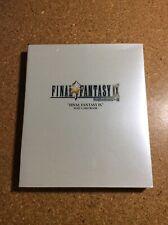 Final Fantasy IX FF 9 Illustrations Postcards Book (Japan Import) G-1962-392-003