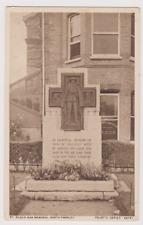 ST KILDA'S WAR MEMORIAL - NORTH FINCHLEY - BARNET -  LONDON - POSTCARD