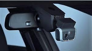 Dash Camera BMW Genuine Advanced Car Eye 2.0 Front and Rear 66212457032
