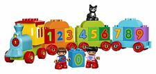 LEGO Duplo 10847 Number Train Building Bricks Box Set for 18 Months - 3 Years